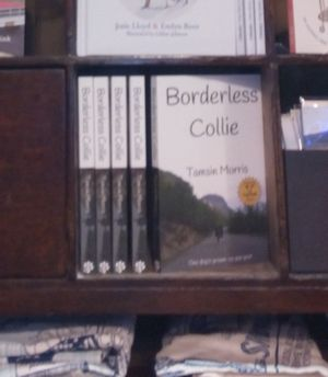 Buy Borderless Collie from Chapel of Garioch Cafe