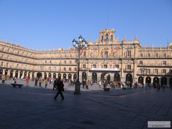 Salamanca - a place of learning
