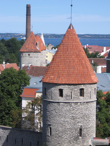 Towers of Tallin